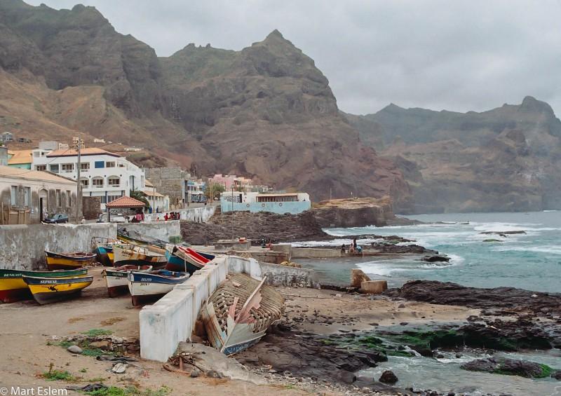 Kapverdy, Santo Antao, Ponta do Sol, Cabo, Verde [Mart Eslem]