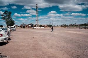 Zastávka kdesi uprostřed Patagonie – Patagonie, Argentina [Mart Eslem]