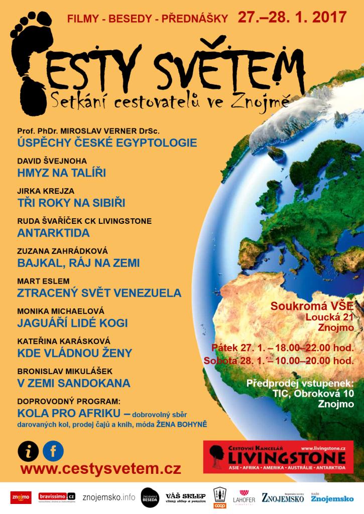 Cesty světem – cestovatelský festival