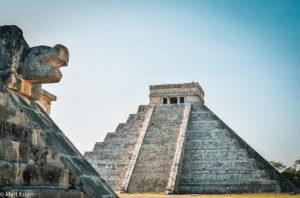 Chichén Itzá, Yucatán, Mexiko (Mart Eslem)