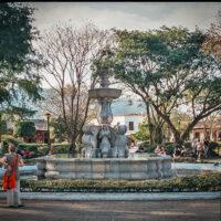 Parque Central, Antigua Guatemala (Mart Eslem)