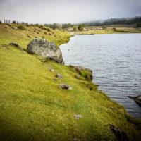 Laguna Mucubají ve Venezuele (Mart Eslem)