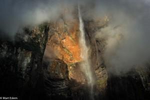 Salto Angel - tajemný vodopád ztraceného světa (Mart Eslem)
