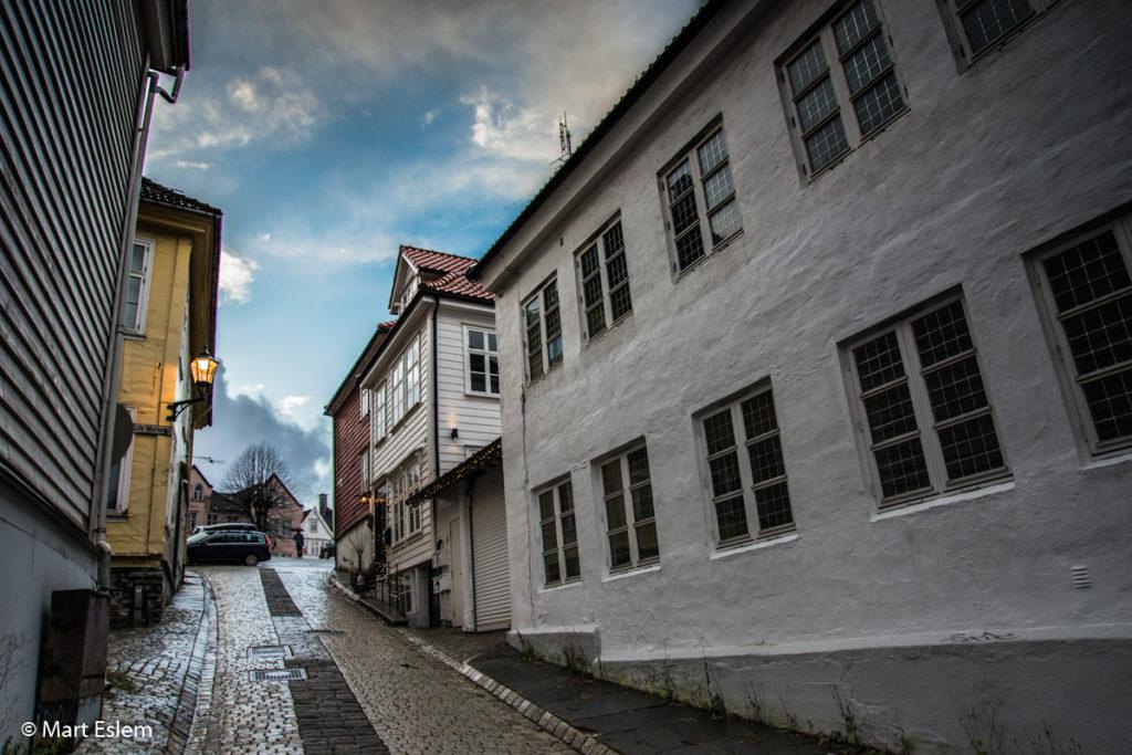 Bergen je krásný i v zimě (Mart Eslem)