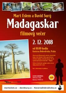 Madagaskar Mart Eslem a David Surý Kavárna dobrodruha, Praha marteslem.cz davidsury.cz