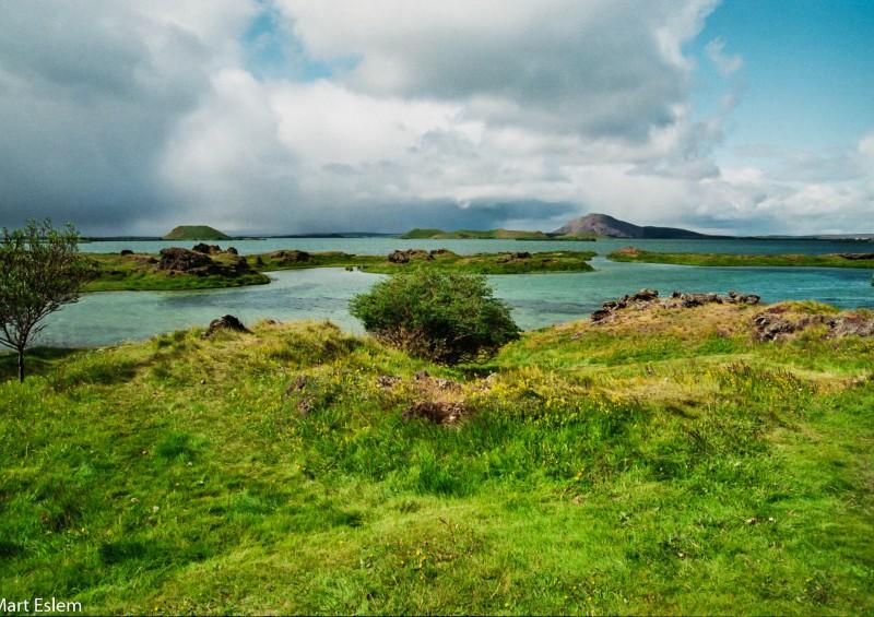 Smutná země s polárním příplatkem - Faerské ostrovy a Island [Mart Eslem]