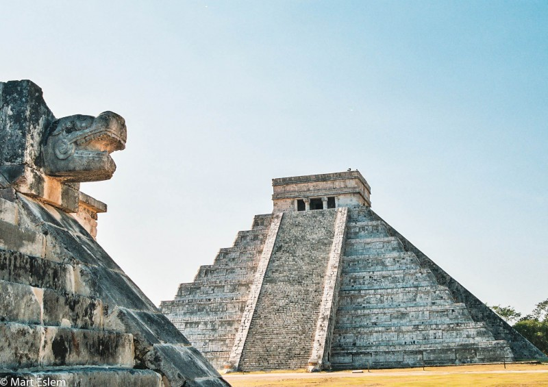 Po stopách Mayů - Guatemala, Mexiko, Belize [Mart Eslem]