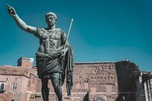 Řím Itálie Mart Eslem