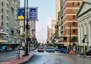Ulice v centru Kapského města [Mart Eslem]