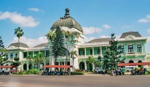 Nádraží v Maputu, JAR [Mart Eslem]
