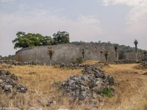 Chrám Great Zimbabwe, JAR [Mart Eslem]