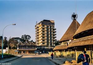 Centrum Maseru, JAR [Mart ESLEM]