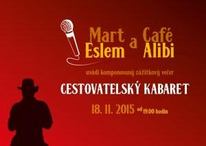 Cestovatelský kabaret Mart Eslem