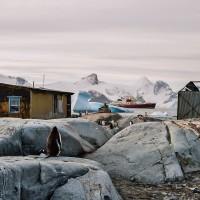 Bouda na Petermannově ostrově(Mart Eslem)