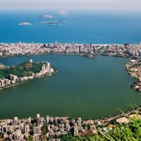 Lagoa Rodrigo de Freitas (Mart Eslem)