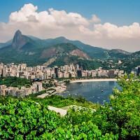 Pohled na Rio z Cukrové Homole(Mart Eslem)