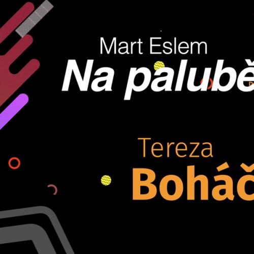 Na palubě Mart Eslem Tereza Boháčková David Surý www.marteslem.cz www.davidsury.cz