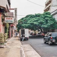 Hotel Sheik v Asunciónu – Asunción, Paraguay [Mart Eslem]