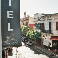 Ushuaia_Kapitola 13 – foto 001 – San Telmo, Buenos Aires, Argentina