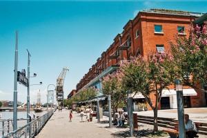 Puerto Madero - čtvrť v Buenos Aires – Buenos Aires, Argentina [Mart Eslem]