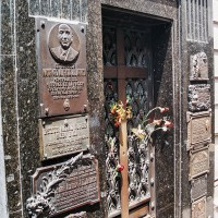 Hrobka rodiny Duarte v Buenos Aires – Recoleta, Evita, Duarte, Buenos Aires, Argentina [Mart Eslem]