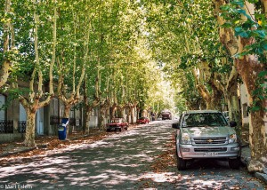 Ve stínu platanů – Colonia del Sacramento, Uruguay [Mart Eslem]