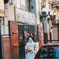 Antikvariát, Praga – Montevideo, Uruguay [Mart Eslem]