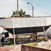 Jachta Eco Nelson 43 v přístavu Puerto del Buceo – Montevideo, Uruguay [Mart Eslem]