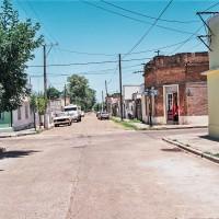 Ulice města v době siesty – Concordia, Argentina [Mart Eslem]