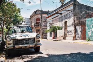 Dědeček automobil – Concordia, Argentina [Mart Eslem]