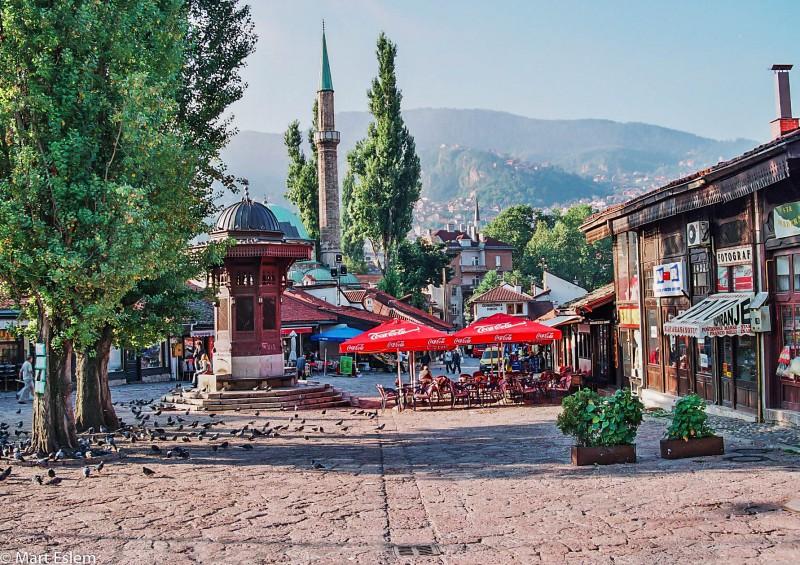 Do země Orlů - Kosovo, Albánie a bývalá Jugoslávie [Mart Eslem]