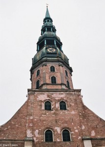 Kostel Sv. Petra v Rize (Mart Eslem)