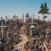 Neopakovatelná scenérie hory Křížů (Mart Eslem)