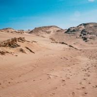 V dunách Kuržské kosy je snadné zabloudit (Mart Eslem)