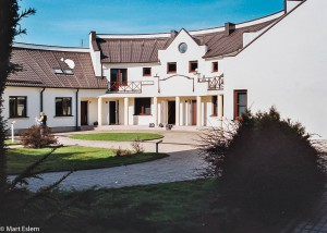 Motel Sandija v Kaunasu (Mart Eslem)