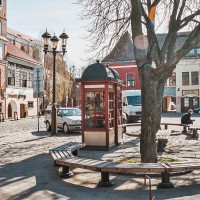 Náměstí Rotušís aikšte v Kaunasu (Mart Eslem)
