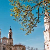 Kostel Sv. Františka a Jezuitský klášter v Kaunasu (Mart Eslem)