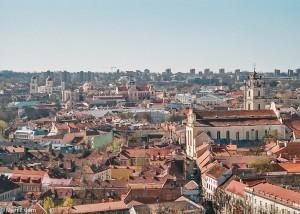 Vilnius byl kdysi Jeruzalémem Východu (Mart Eslem)