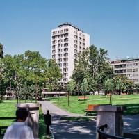 Evropské velkoměsto Bělehrad (Mart Eslem)
