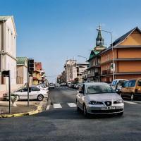 Překvapivě moderní vozový park (Mart Eslem)