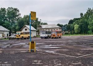 Žádný autobus z Mižgurje do Koločavy nejezdil (Mart Eslem)