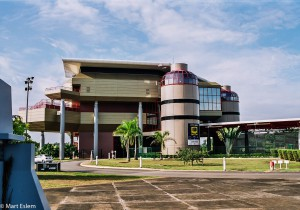 Kosmické centrum v Kourou (Mart Eslem)