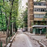 Ulice severní Bukurešti (Mart Eslem)