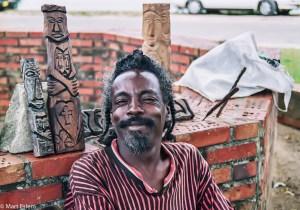 Starý známý v Paramaribu (Mart Eslem)
