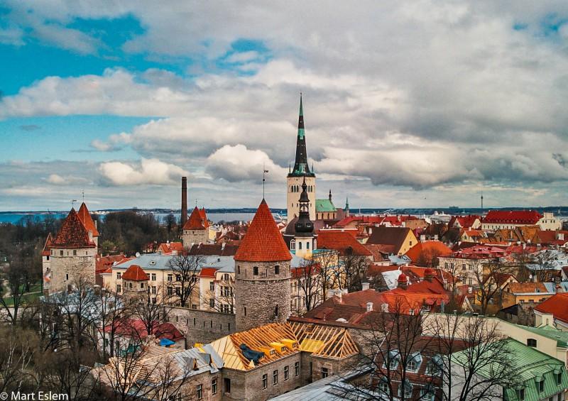 Pobaltí. Litevsko, Lotyšsko a Estonsko [Mart Eslem]