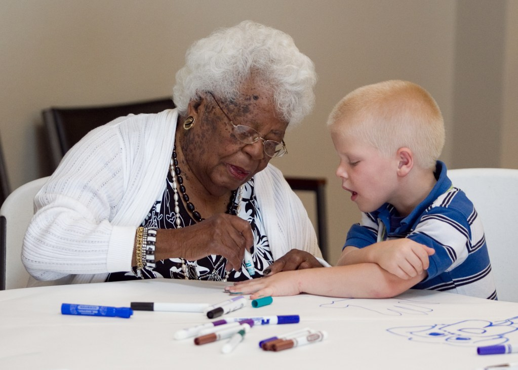 The Benefits of Intergenerational Programming