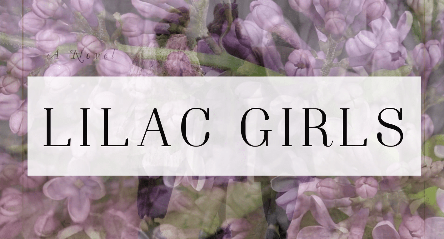 Check Out The New Lilac Girls Trailer 187 Martha Hall Kelly