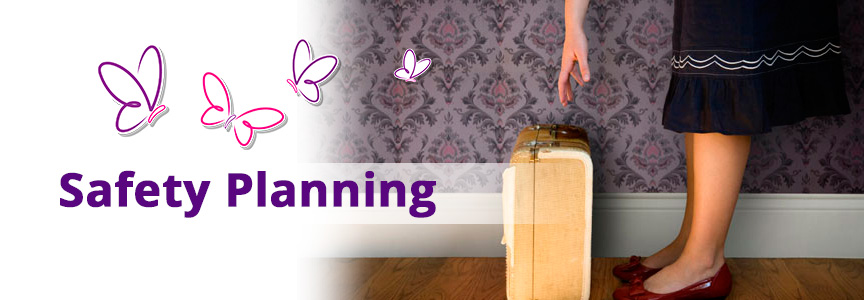 Planning to Be Safe - Martha's House