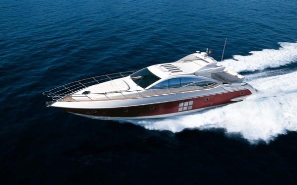 Azimut 68S yacht