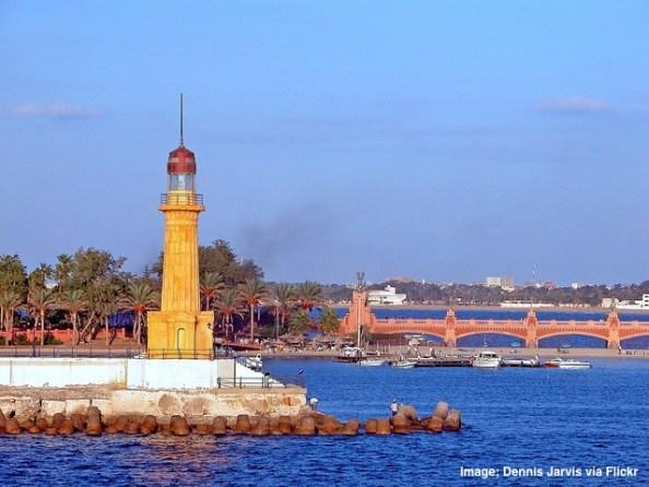 Montazeh Bay, Egypt